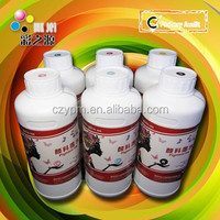 DTG textile ink for electric piezo printer