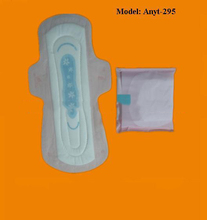 OEM sanitary napkin/sanitary pad/sanitary towel manufacturer in china