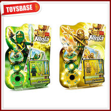Beyblade battle top with launcher