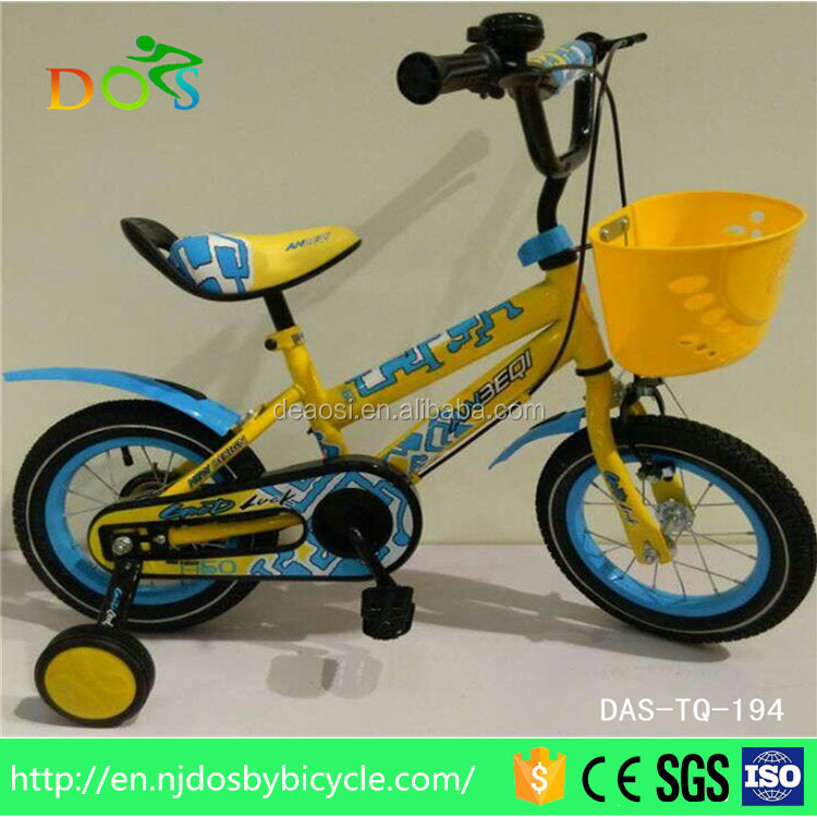 DEAOSI children cycle with fat tyre/alloy kids bicycle baking varnish bike India market
