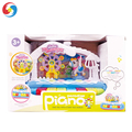 Paradise electrical toy piano Parent child interaction Multi function musical piano DD0552554