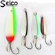 Wholesale Hotsale OEM SGDF0413 Hard Metal Spoon Fishing tackle lure