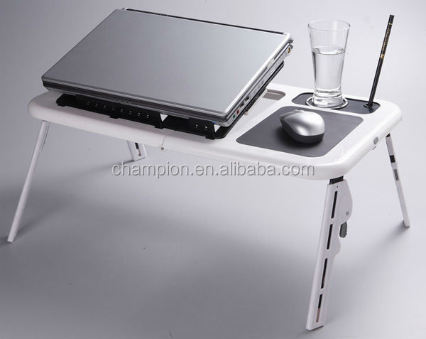 Laptop desk on bed E-table LD09