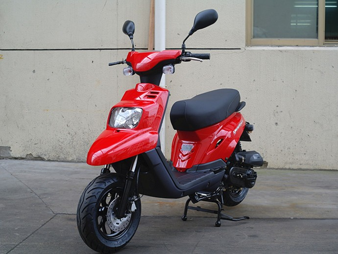 EEC approval gasoline scooter 50cc