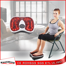 Heat Vibration Foot massager for blood circulation best foot messager on sale