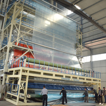 5 layer 16 Meter Plastic Agricultural Film Blowing Machine