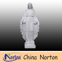 religious stone virgin mary statue NTMS-R141S