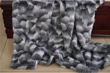 factory wholesale ployester woolen blanket