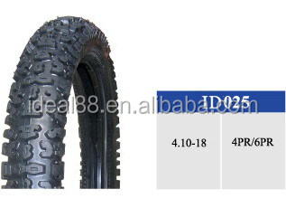 Best Selling made in China 90/90-18 Motorcycle Tires
