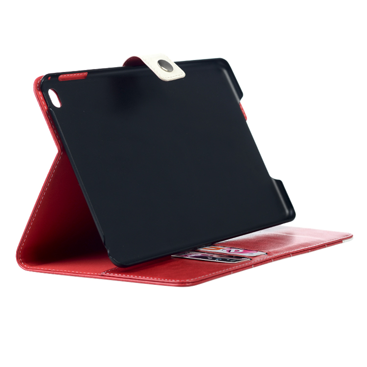 Factory Price New Design Leather Cover for ipad mini 4