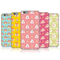 CUTIE ANIMAL PATTERNS Phone Case For Iphone 6 Hot Selling