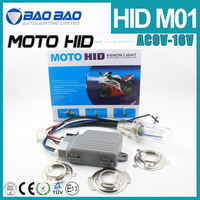 Factory direct moto hid xenon slim kit extreme automotive accessories hid kit M01