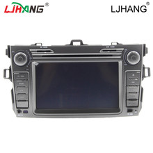 car dvd player for toyota corolla verso