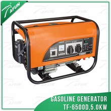 5kw small natural gas mini camping generator with portable lighting tower good sell in pakistan with competitive price