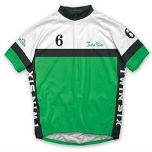 Por Team Moisture wicking Cycling Jersey