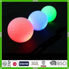 hot sell glow in the dark golf balls