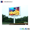 High brightness full color p8 flexible advertising outdoor led screen