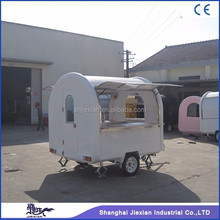 JX-FR220W Jiexian high quality good price mobile advertising van