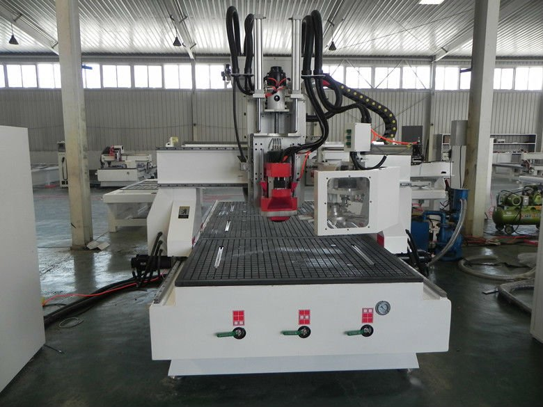 OSAI(Taiwan SYNTEC optional)!!CNC Processing Center 1224d cnc carving router