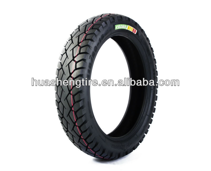 Hot sale motorcycle tire! China bias tires manufacturer motorcycle tyre size 110/90-16