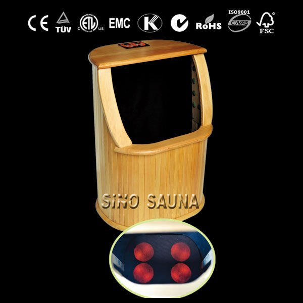 far infrared foot sauna kits with massager a frame home kits