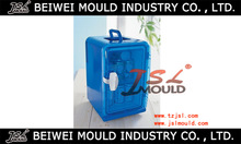 Plastic ice chest mould