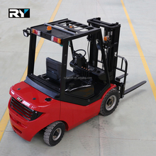 2500kg hotsale new design C25E diesel forklift with Mitsubishi engine