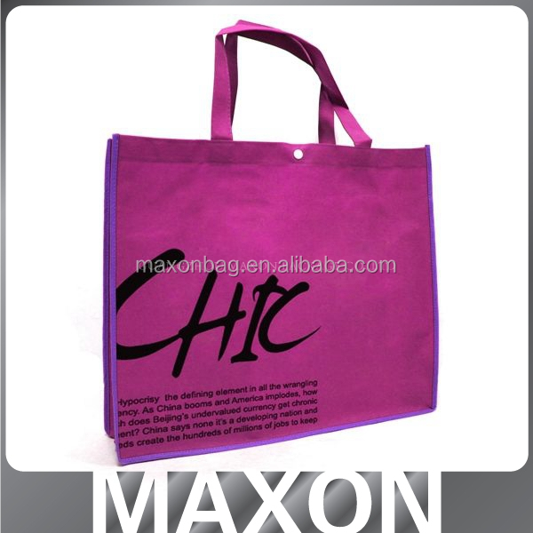 Best selling Cheap tote non woven OEM print logo design school backpack package shopping bag