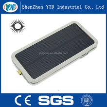 Flip Phone Cover Solar Powered External Battery for iPhone 6