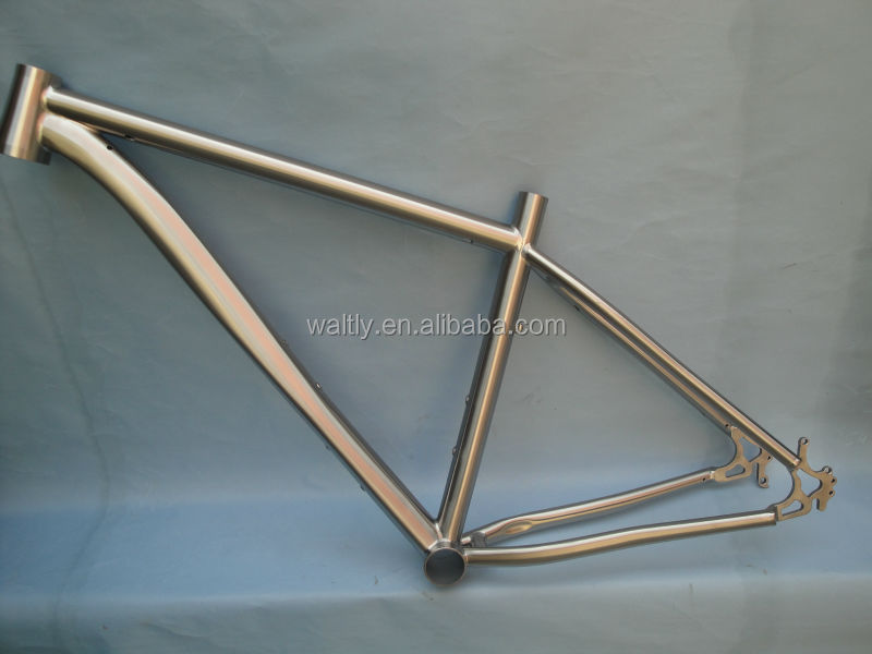 Promotion price specialize titanium 29er mountain bike frame