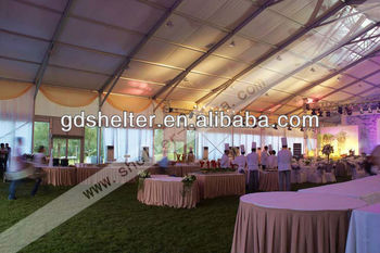 Outdoor Permanent Tents Semi Permanent Tents For Catering
