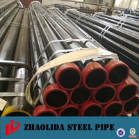 api5l grb erw steel pipe ! hs code carbon steel pipe manufacturer sch40 welded pipes