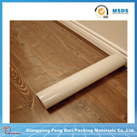 Clear pe protective film for floor