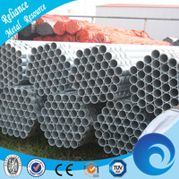 SCAFFOLDING USED CARBON PIPES WITH COUPLER