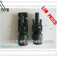 Solar Cable Assembly MC4 Connector With