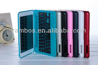 For ipad mini Bluetooth Wireless Keyboard Aluminum Tablet Laptop Cover Case