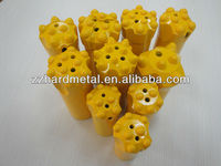 Button bits rock drilling tools