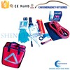 Auto Emergency Tool Kit With Booster Cable