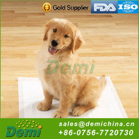 2015 Newest material dog pee pad eco