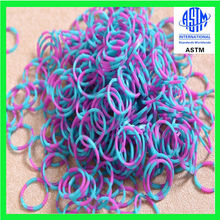 High quality transparant bracelet loom bandz merry christmas crazy rubber loom circular loom
