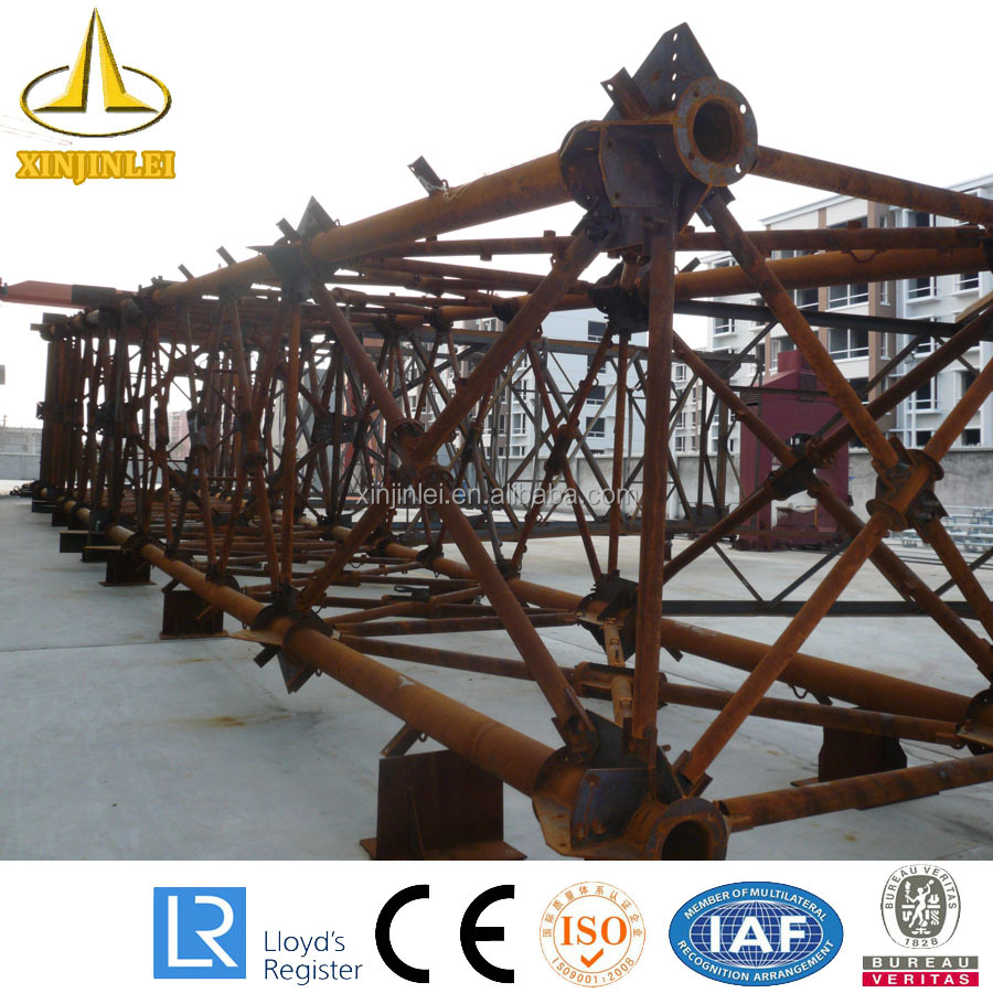 Steel Pipe Electric Transmission Tower