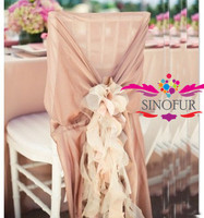 made in china wedding chair covers