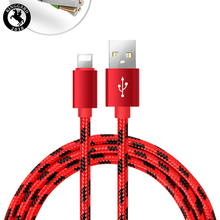 type-c charging cable Length 1/2/3M Long Braided Charging Cable Charger Cord For iPhone and android