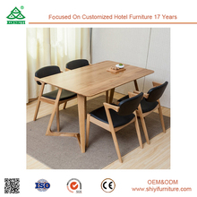 Classic Color Dining Furniture Sets, Sophisticated Style Small Dining Room Tables, Dining Room Chairs for Sale