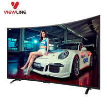 65 inch LCD TV screen type television 4K 3D smart curved LED TV