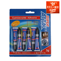 European standard 3g SUPER ATTAK attak 3 second glue
