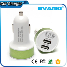 Smartphone Accessory Customized Mini MobilePhone USB Charger 5V 2A Best Car Charger USB