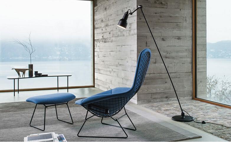 Bertoia Bird Chair (1) ...