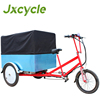 Multifunctional big horsepower500W 48V/20Ah electric cargo tricycle