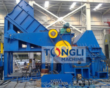 TL PS scarp car shredder/car crusher/ metal recycling machine for sale